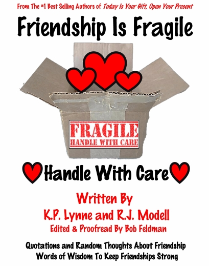 Friendship Is Fragile Final Front Cover